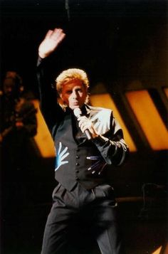 Barry Manilow. 1990s.