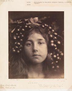 Julia Margaret Cameron, Circé, vers 1865, V