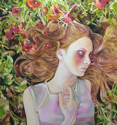 """Dream And Awake"" by Anna Borowy"