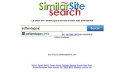 SimilarSiteSearch, un potente buscador para encontrar sitios similares