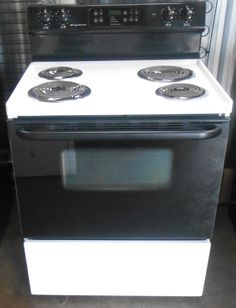 1000 Images About Free Standing 30 Inch Range On