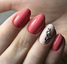 Hey there lovers of nail art! In this post we are going to share with you some Magnificent Nail Art Designs that are going to catch your eye and that you will want to copy for sure. Nail art is gaining more… Read Cute Nails, Pretty Nails, My Nails, Nail Trends 2018, Trendy Nail Art, Glue On Nails, Fabulous Nails, French Nails, Spring Nails