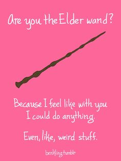 9 Rejected Harry Potter Valentine's That Are Magically Hilarious @Jenny Simowitz