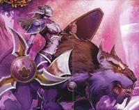 Naisha - A Sentry of the Barrow Deeps, Naisha was first lieutenant of Maiev Shadowsong and the Watchers. #Warcraft