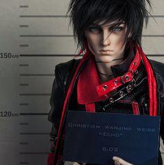 Echo_POLICE by SaikoXIX.deviantart.com on @DeviantArt