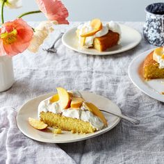 Flourless Almond & Coconut Cake recipe on Food52