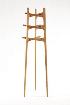 Interlock Coatstand - JARROD LIM DESIGN