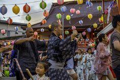 Koganji Temple Bon Dance -Manoa