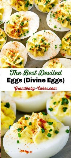 Easy Appetizer Recipes, Yummy Appetizers, Easter Recipes, Egg Recipes, Kitchen Recipes, Appetizers For Party, Holiday Recipes, Snack Recipes, Dessert Recipes
