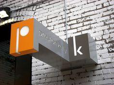Preston Kelly Signage | www.designcue.com | Cue | Flickr