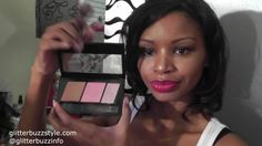 Beauty Tutorial + Giveaway: MAYBELLINE