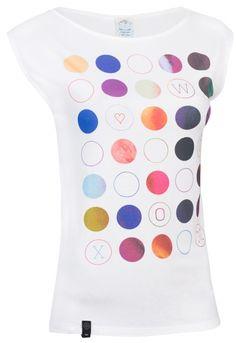 Punctatus Albus - Tyhle puntíky nejsou tím, čím se zdají být. Vyvinuli jsme barvu, která reflektuje vnitřní nádheru. Tedy nikoli potisk, ale perforace, cedníček, rentgen chcete-li, který dá nahlédnout do vašeho psyché. Co která barva znamená, si můžete vymýšlet podle toho, na koho budete chtít udělat dojem. How To Make, Home Decor, Fashion, Moda, Decoration Home, Fashion Styles, Interior Design, Home Interior Design, Fashion Illustrations