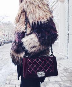 stylishblogger:  My little velvet baby.  by kenzas