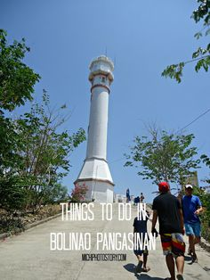 Michi Photostory: Things to do in Bolinao, Pangasinan
