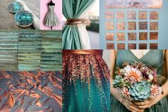 A Lowcountry Wedding - Charleston, Myrtle Beach & Hilton Head's Favorite Wedding Resource: Copper + Aqua
