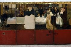 Portrait of the Epps family, Sir Lawrence Alma-Tadema, 1870-71. Victoria and Albert Museum