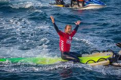 What a way to start off 2016 with an event win at the Todos Santos Challenge! Congrats Josh Kerr! Photo   WSL