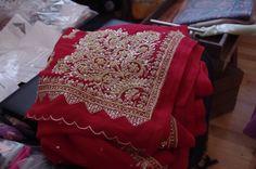 It's sari season! Suitcase, Sari, Fashion, Moda, Saree, Suitcases, Fasion, Briefcase, Saris