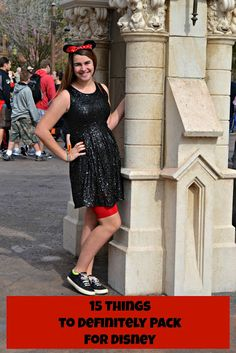 The Intentional Home: 15 Things to Definitely Pack for Disney