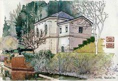 Catherine Gout - Cahors maison de l'eau,