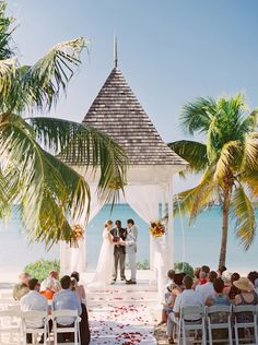 Jamaica Riu Montego Bay Destination Wedding