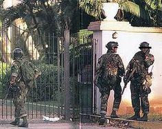 The Delta Force. The only official United States counter-terrorism unit, dedicated to hostage rescues, counter-insurgency, and general counter-terrorism. They're full name is Special Forces Operational Detachment-Delta, managed by the Army. Military Gear, Military Life, Military History, Military Aircraft, Special Ops, Special Forces, Airsoft, Delta Force Operator, Warriors