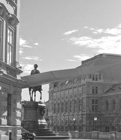 albertina und oper 1010 vienna, photocredit andrea pickl Vienna, Louvre, Spaces, Building, Travel, Voyage, Buildings, Viajes, Traveling