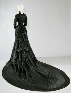 Elisabeth of Bavaria's dress