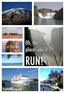 Running Tours - Take in the sites of a new location while on foot, without worry of getting lost!