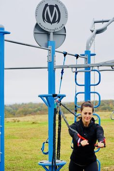 Outdoor Gym, Outdoor Workouts, Outdoor Fitness, Backyard Jungle Gym, Gym Bar, Gym Exercise Equipment, Power Coating, Animation Programs, Diy Home Gym
