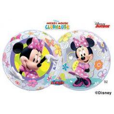 Minnie Bowtique Bubble Balloon