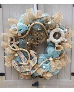 Great Lakes Nautical Wreath | Photo Contest - CraftOutlet.com