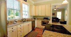 Title: Savannah Maple | Antique White|More kitchen remodeling ideas here: http://kitchendesigncolumbusohio.com/kitchen-ideas.html
