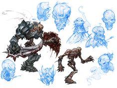 Darksiders - Characters