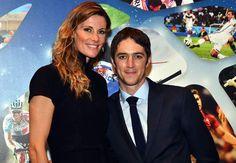 Sophie Thalmann et le jockey Christophe Soumillon se sont mariés en 2006