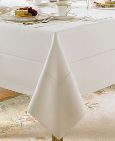"Waterford Addison 70"" x 144"" Tablecloth"