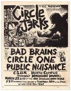 old los angeles punk rock flyers - Bing Images