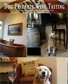 dog friendly Wine Tasting, Carmel by the Sea