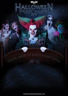 halloween fright night walibi - Google zoeken