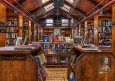 This village in Wales is basically one big library.