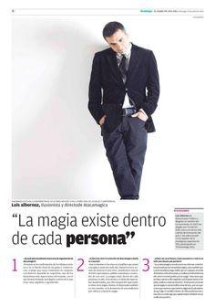 3 preguntas. Diario Atacama 2