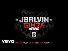 Ginza (Remix/Audio) - YouTube