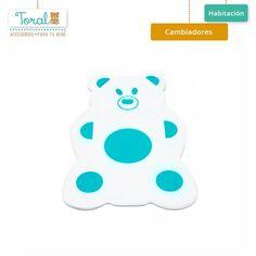 En forma de oso y disponibles en varios tamaños y colores nuestros cambiadores son ideales para brindarle a tu bebé comodidad y seguridad a la hora su cambio de pañal ¡Le damos la bienvenida a la vida! Children, Shape, Changing Tables, Early Childhood, Safety, Footwear, Colors, Life, Bebe