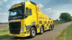 Volvo FH 550 - Van Eijk