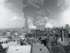 Viliam Malík - Apolka hori Bratislava-1944 Bratislava, Homeland, Apollo, The Past, Times, Black And White, Retro, Photography, Pictures