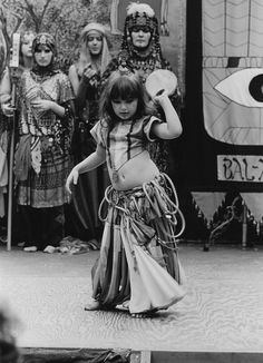 Suhaila Performing with Bal Anat by Suhaila Belly Dance, via Flickr