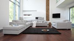 Oak Furniture Land, Couch, Living Room, Design, Home Decor, Capri, Settee, Decoration Home, Sofa