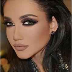 Make-up von Talal Morcos-Mode-Accessoires-Album Gorgeous Makeup, Love Makeup, Makeup Tips, Makeup Looks, Makeup Ideas, Smokey Eye Makeup, Skin Makeup, Matte Makeup, Beauty Make-up