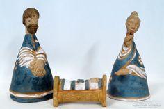 Nagyon ritka Kovács Margit Figurák Museum, Sculpture, Decor, Kunst, Decoration, Sculptures, Sculpting, Decorating, Statue