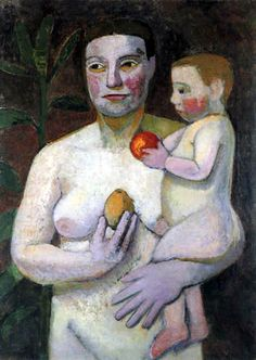 paula modersohn-becker paintings - Google Search